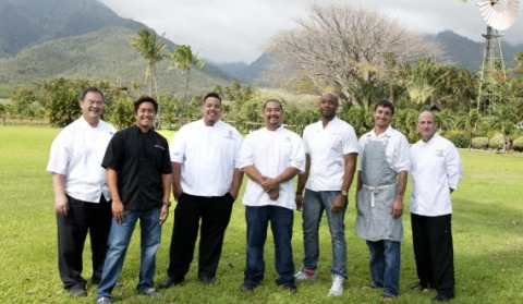 These locavore chefs are ready for next weekend's Maui Ag Fest.