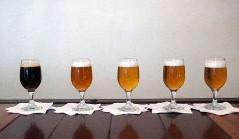 Chefs meet their match at Square Barrels locals-only beer dinner