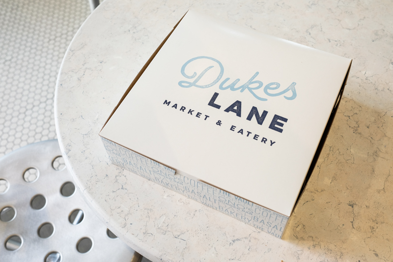 Duke's Lane is a box full of surprises.