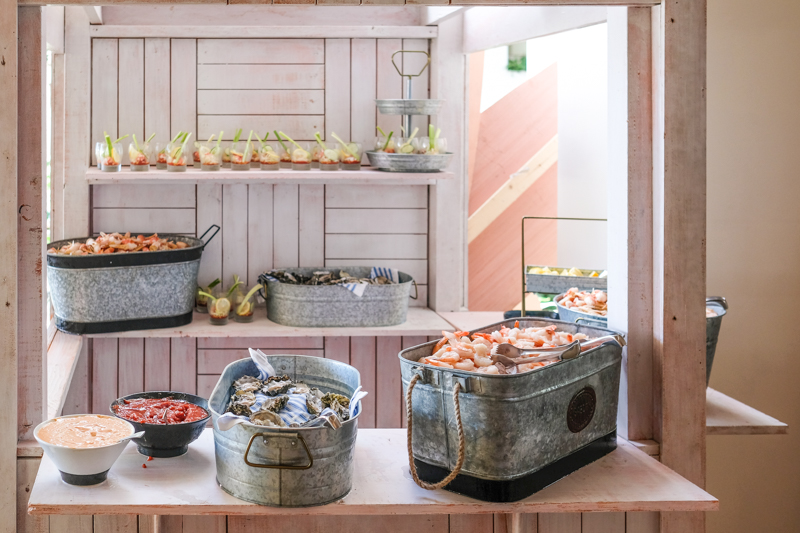 Resembling a windswept shack on Cape Cod, this little seafood hut is a gem and should be your first stop.